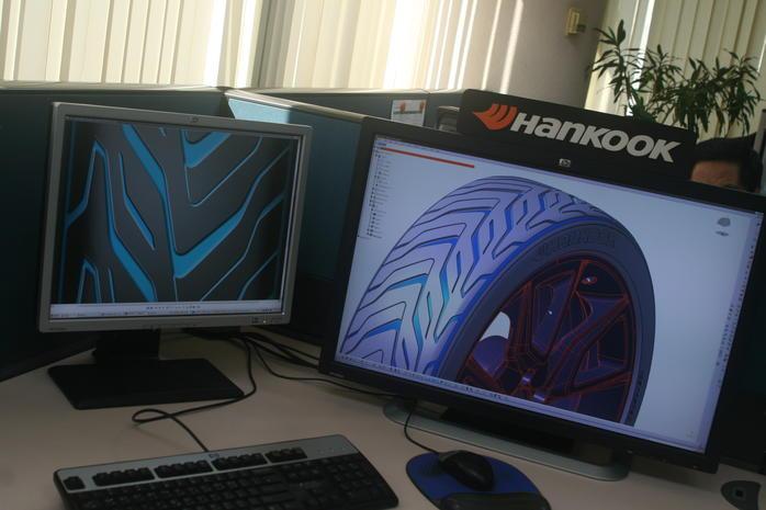 한국기술 3D Systems 3D 프린터 활용사례 한국타이어